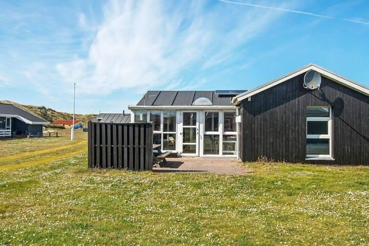 Cosy Holiday Home in Ulfborg near Beach