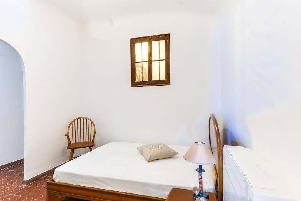 Chambre, lit 2 places