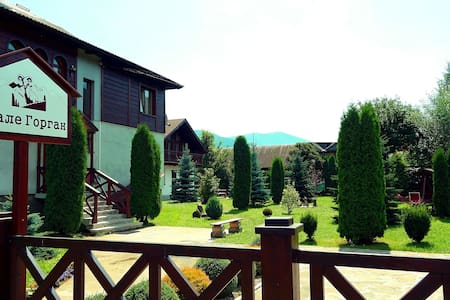 "Cottage ""Chalet Gorgan"" with 4 bedrooms"