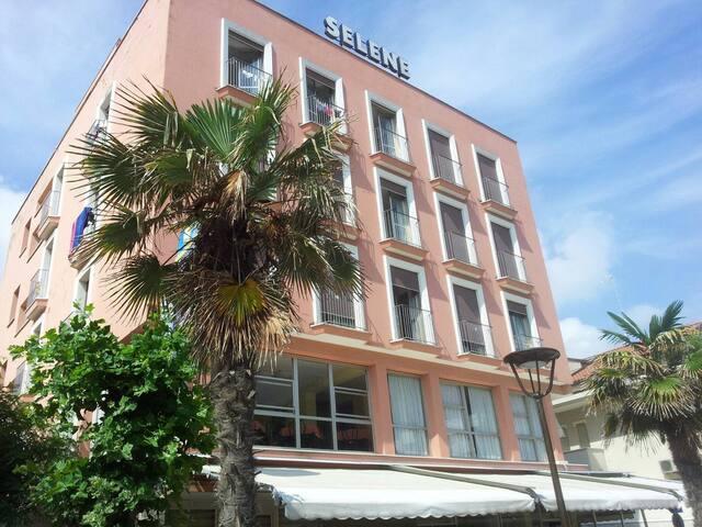 Camere Hotel Selene Riccione