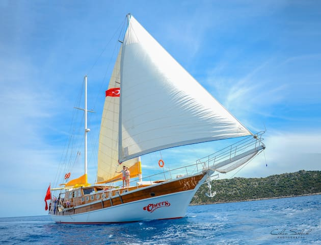 cheers yachting (bluecruıse)rent boat-weekly boat