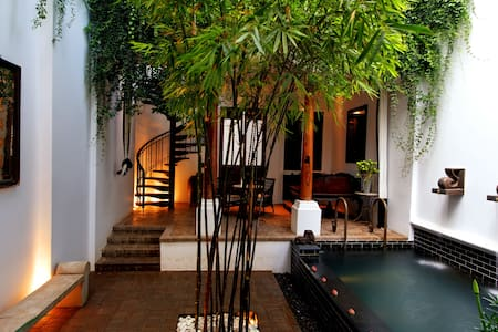 Luxury Pool Villa CourtYard 130 sqm - Bangkok - Villa