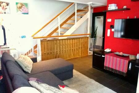 Apartamento Duplex a 10 min. de San Sebastián - Hernani - 公寓
