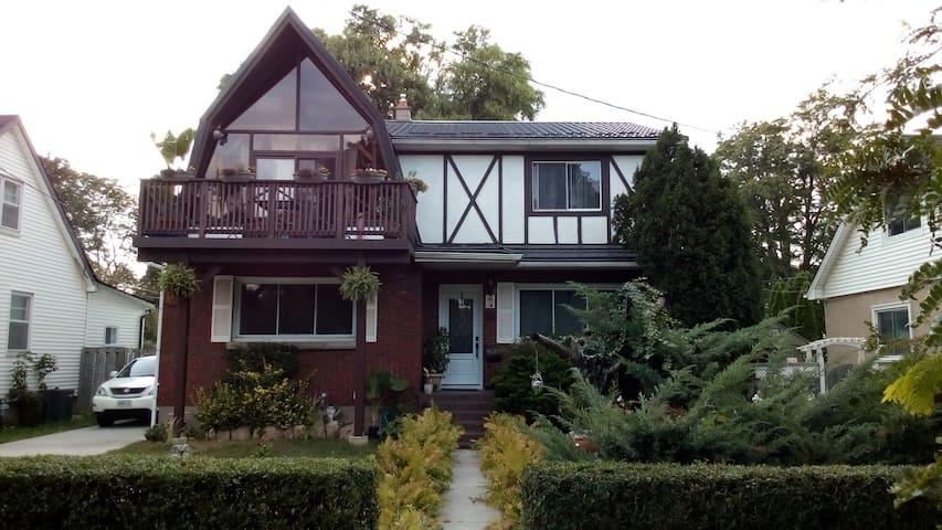 Ilona's House