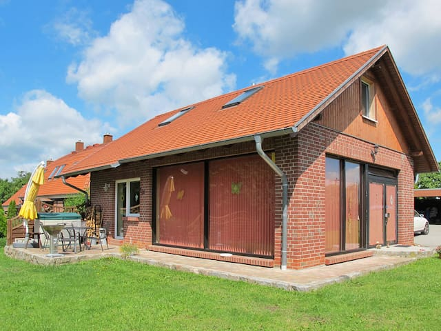 Holiday home in Woldegk OT Hinrichshagen - Woldegk - House