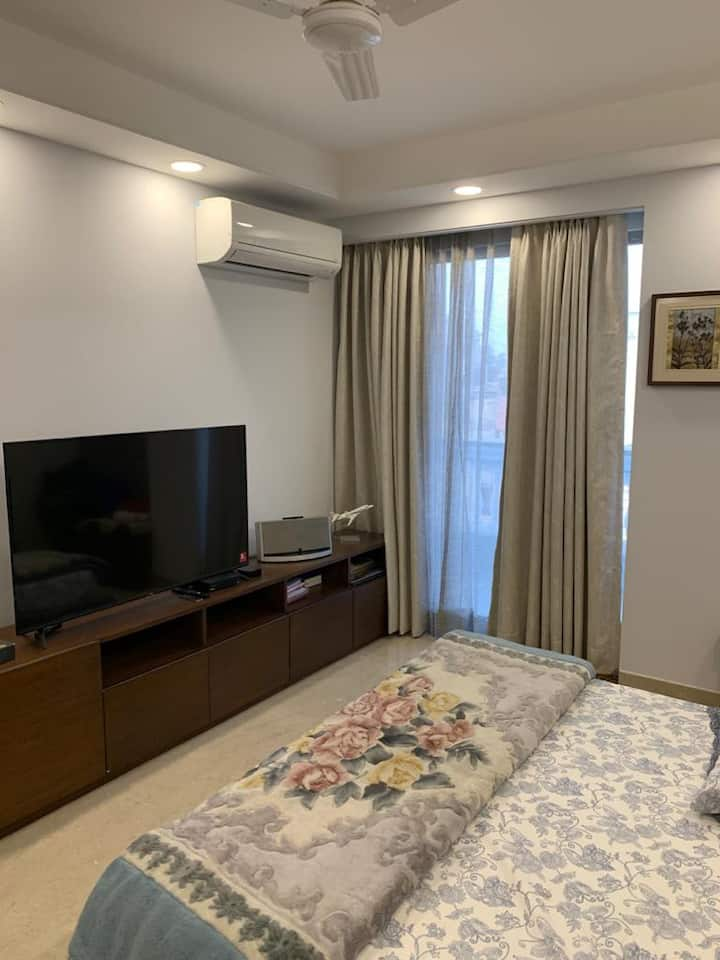 An exquisite private room in the heart of Delhi