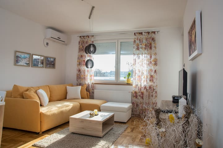 Apartman Rosa - at perfect location!