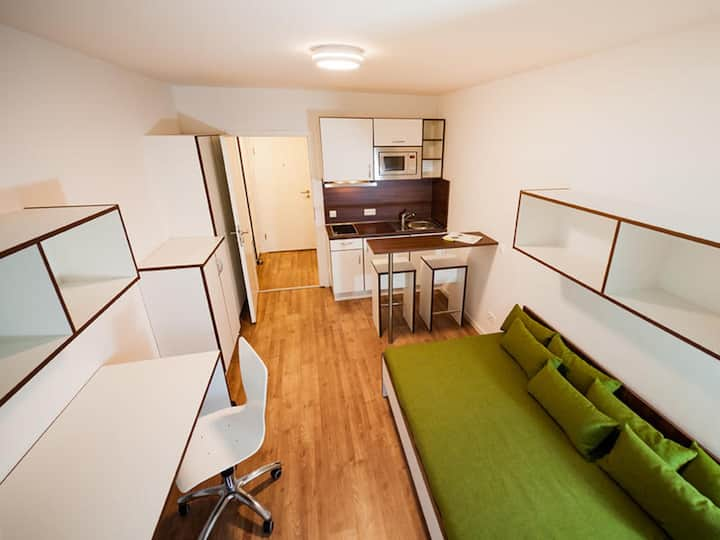 Cozy Apartment in the city directly at the metro