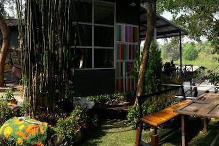 Sanookdee Resort - กาญจนบุรี - Talo