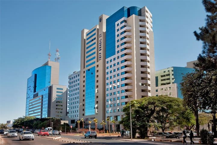 IN THE HEART OF THE CITY - Brasília - Apartment-Hotel
