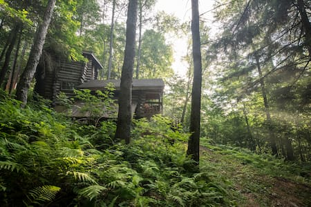 Off the grid cabin in the Green Mountains - Bolton