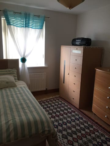 Room in Carrickfergus home with sea views