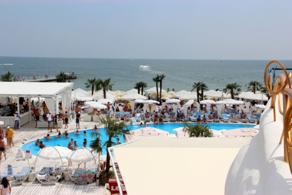 Ближайший пляж Аркадия - Closest Beach to The house Arkadia