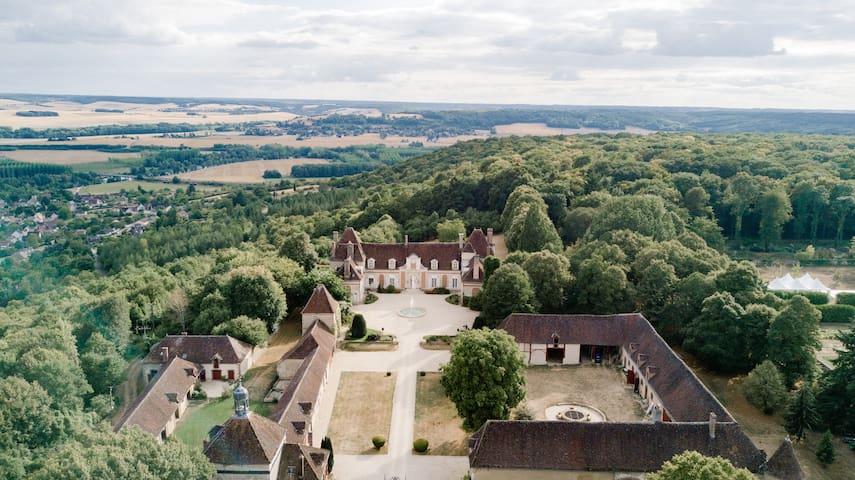 Le gîte du Château du Feÿ