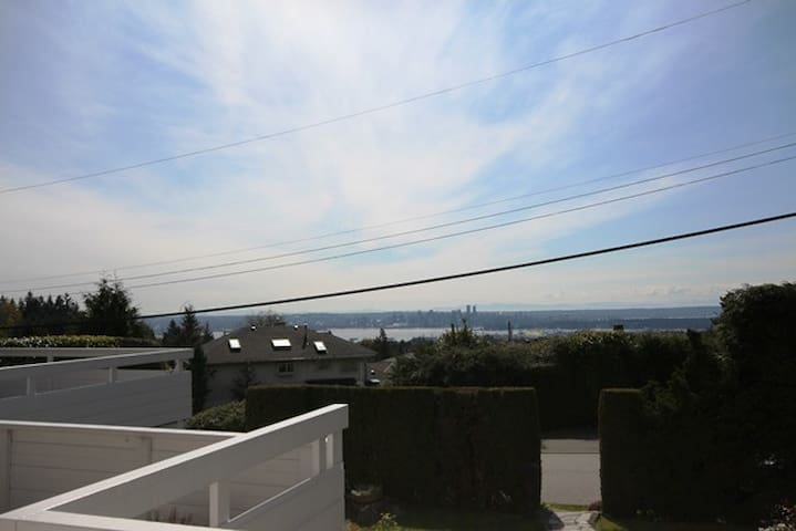 Luxury Two BR with large patio with ocean view