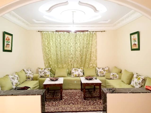 Apartment with 2 bedrooms in Khenifra, with WiFi