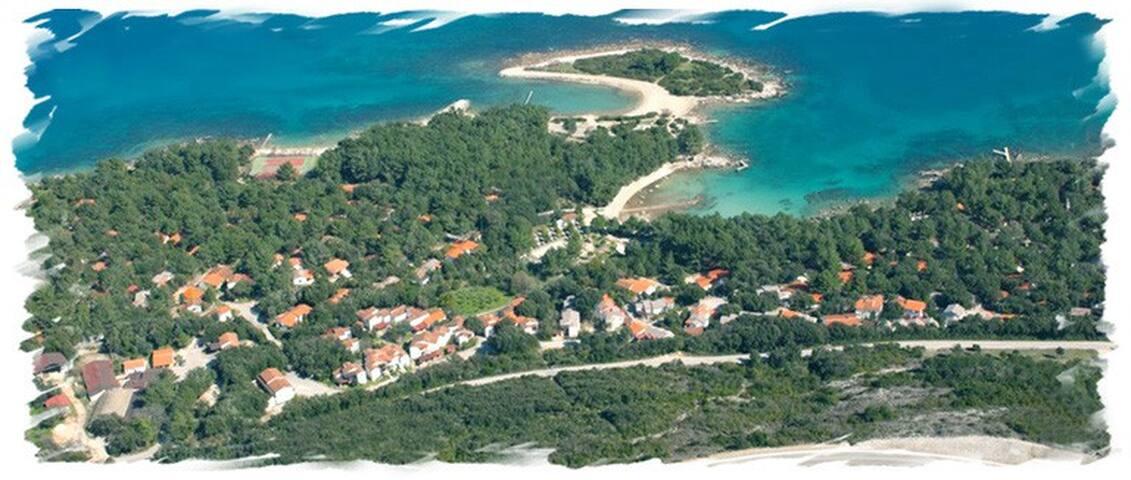Vacation house 315b, island Lošinj, Croatia