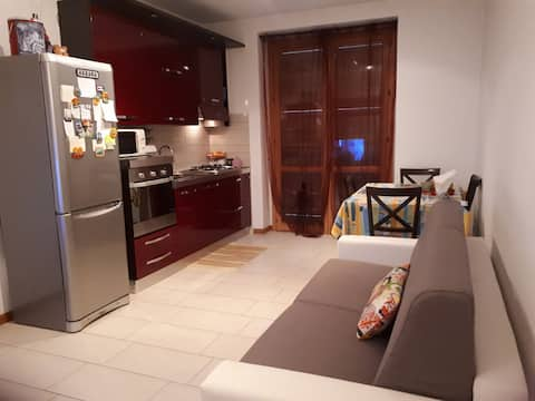 Lovely apartment well served