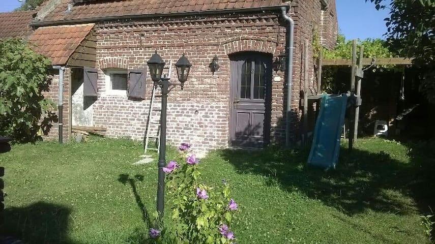 Deux maisons sur un terrain commun - Fressain - Maison