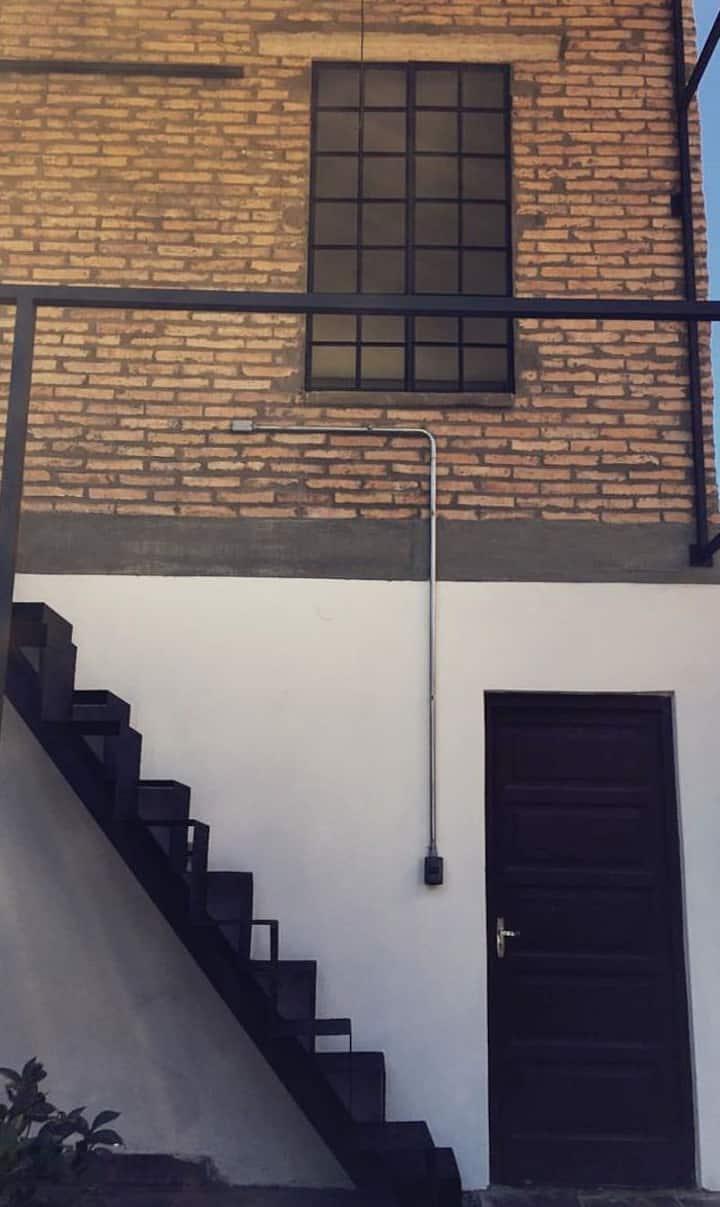 Loft con terraza /Loft with terrace in Bº Herrera