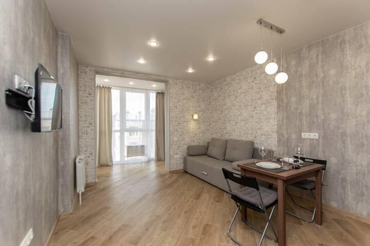 Апартаменты-студия Ривьера