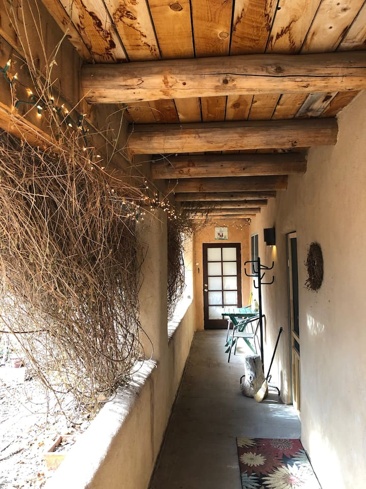 Casa Tularosa, Chama River, Abiquiu, NM