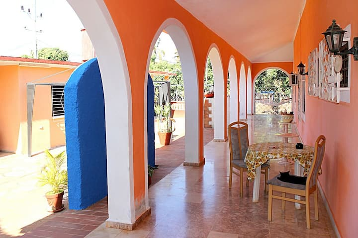 Villa Marymar (Room # 1)