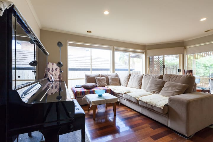 cleaning and comfortable 1 - Oakleigh South - Hus