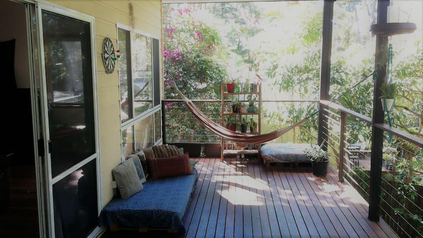 Buderim Treetops - private room