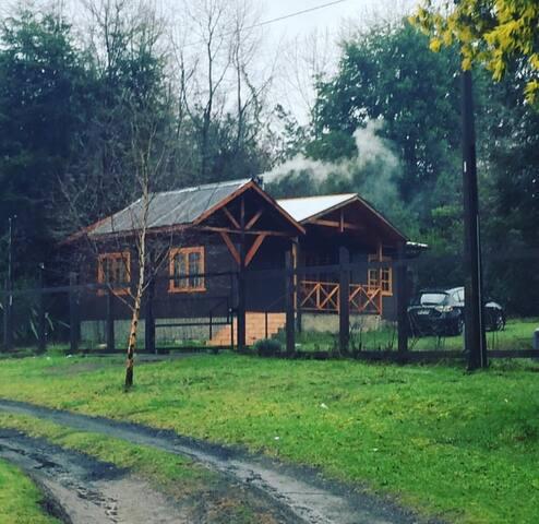 Cabaña en Lican Ray