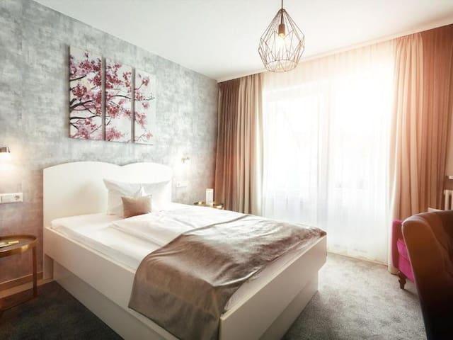 Hotel Traube Revital, (Wurmlingen), Einzelzimmer Komfort