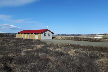 Hjartarstaðir - apartment 1