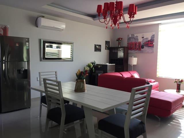 confortable suite 2 a 100mts  cobertizo pemex