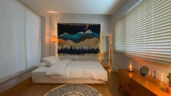 감성캠핑과 편안한 숙소를 함께 즐길수 있는 에어비앤비 / 감성숙소,캠핑체험,조식