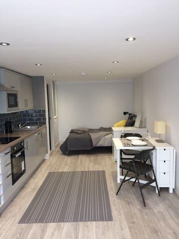 18d Broomhill Studio flat