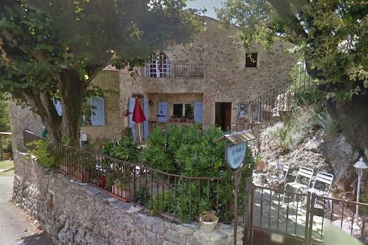 Provençale Farmhouse for 6 people - Seillans - Apartamento