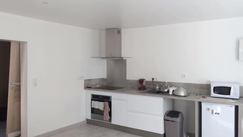 Appartement en plein coeur du centre ville - Charleville-Mézières - Apartment