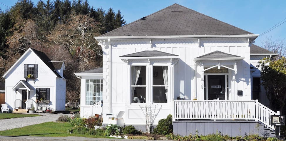 Charming Ferndale Victorian - Ferndale - Haus