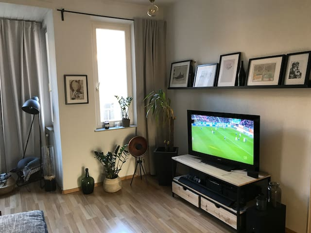Zentrumsnahe Zwei Zimmer Wohnung Nürnberg