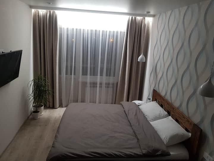 Однокомнатная квартира в Приморском районе