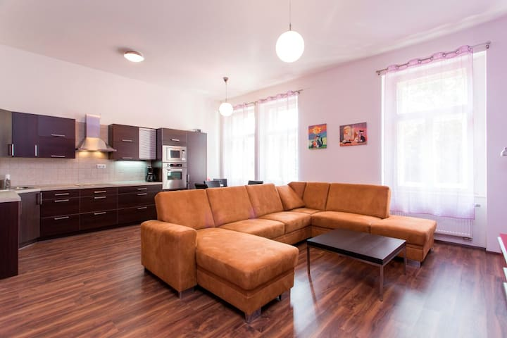 2 BDR flat, very spacious