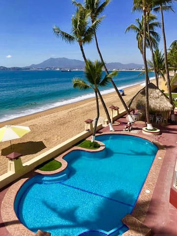 Charming 308 flat,  in the beach - Manzanillo