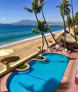 Charming 308 flat,  in the beach - Manzanillo - Wohnung