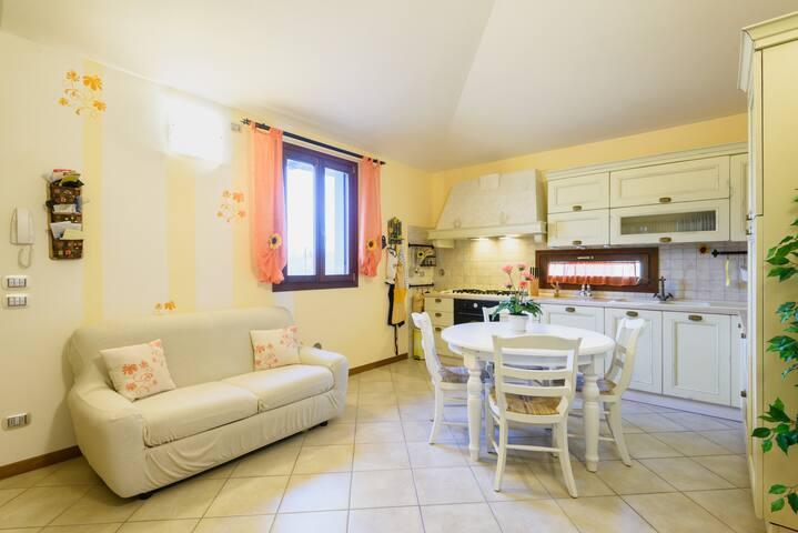 Pratico a due passi dal chianti - Terranuova Bracciolini - Apartamento