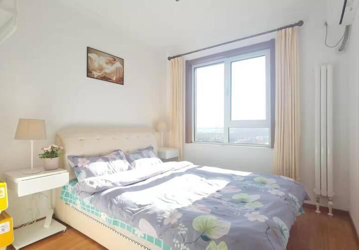 《浪漫的蜗居》60m²一居室,北京野生动物园、大兴国际机场、科德学院、转机、情侣度假、大广髙速