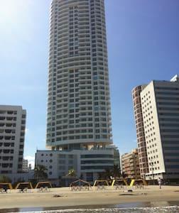 Ocean view Apartment in Cartagena Colombia. - Cartagena