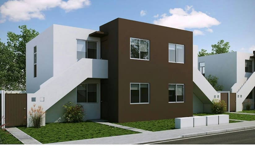 Casa Duplo Full Equipada 5 personas La Serena - ลาเซอเรอนา - บ้าน
