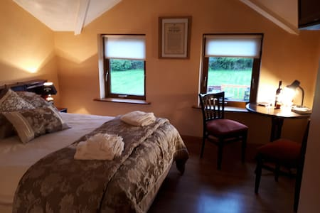 Limerick 5 Star Host Luxury Ensuite Bedroom