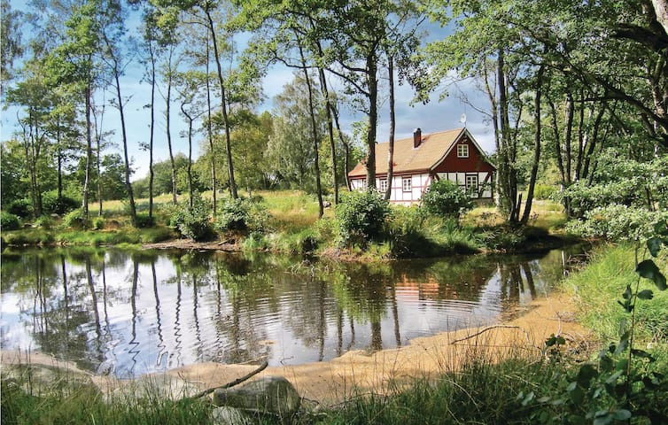 Holiday cottage with 1 bedroom on 110 m² in Kivik