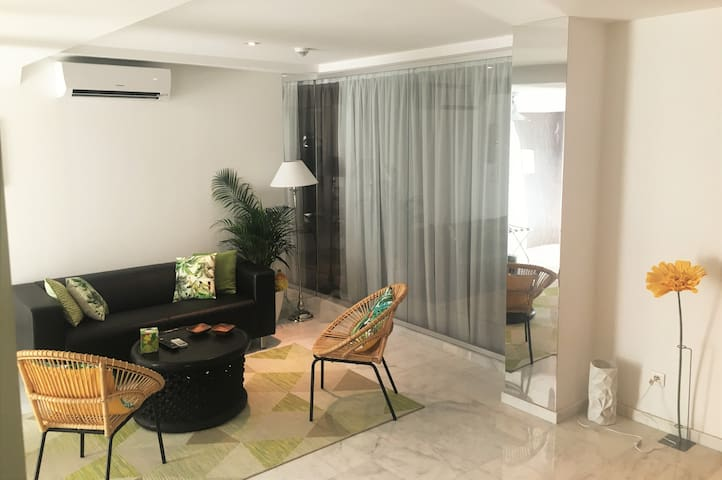 APPART HÔTEL🦒 Suite Junior